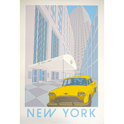 1980s New York Special Poster - Original Vintage Poster