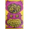1967 The Doors & Jim Kweskin Jug Band at the Fillmore - Original Vintage Poster