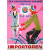 1953 Bicycle Sandow Advertisement - Original Vintage Poster