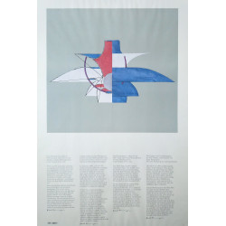 1970s Poul Henningsen PH5 Lamp poster- Limited Edition No 5059