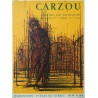 1959 Jean Carzou Exhibition Poster New York - Original Vintage Poster