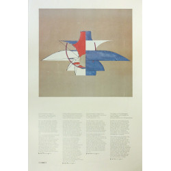 1970s Poul Henningsen PH5 Lamp poster- Limited Edition No 2722 - Original Vintage Poster