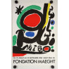 1968 Miro Fondation Maeght Saint-Paul Exhibition Poster - Original Vintage Poster
