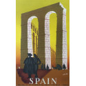 1948 Spanish Travel Poster by Delpy - Original Vintage Poster