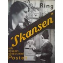 1934 Skansen, Stockholm Advertisement - Original Vintage Poster