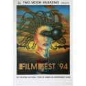 1994 Filmfest of American Independent Films - Original Vintage Poster