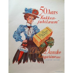 1976 Irma Supermarket Advertisement by Heerup - Original Vintage Poster