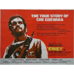 1969 Che! - The True Story of Che Guvarra - Original Vintage Poster