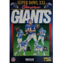 1987 New York Giants Super Bowl Champions - Original Vintage Poster