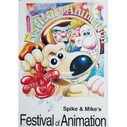 1994 Animation Festival (Spike and Mike's) - Original Vintage Poster