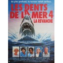 1987 Jaws: The Revenge (French) - Original Vintage Poster