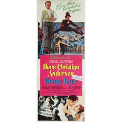 1953 Hans Christian Andersen (The Movie) - Original Vintage Poster