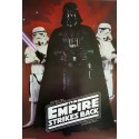 1980 The Empire Strikes Back (Darth Vader and Stormtroopers) - Original Vintage Poster