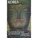 1970s Korea Travel Poster - Original Vintage Poster
