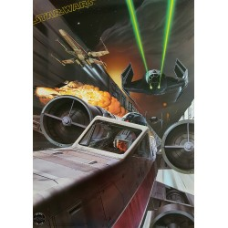 1977 Star Wars Special Poster by Ralph McQuarrie - Original Vintage Poster