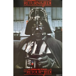 1983 Return of the Jedi Darth Vader - Original Vintage Poster