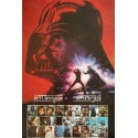 1983 Return of the Jedi Darth Vader Canadian Special Poster - Original Vintage Poster