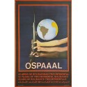 1981 OSPAAAL Tricontinental Conference 15th year Solidarity - Original Vintage Poster