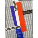 1984 Architecture French Design Exhibition - Original Vintage Poster