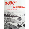 1964 Grandma Moses on Louisiana Museum of Modern Art - Original Vintage Poster